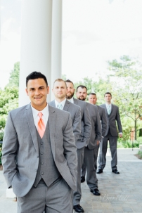 Groomsmen Shot in Louisville