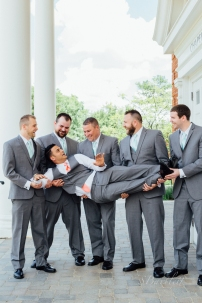 Louisville Wedding, groomsmen