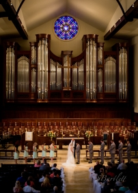 Louisville Wedding, Church